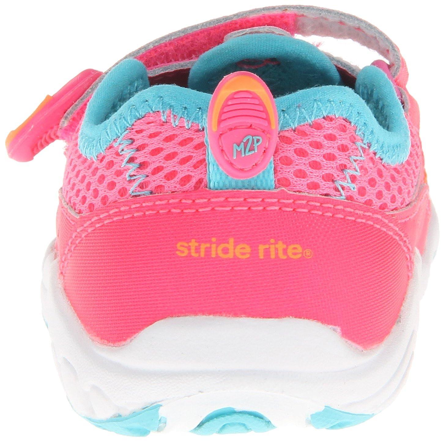 K Toddler M2P Baby Aqua Stride Rite Made 2 Play  Baby Aqua Flat