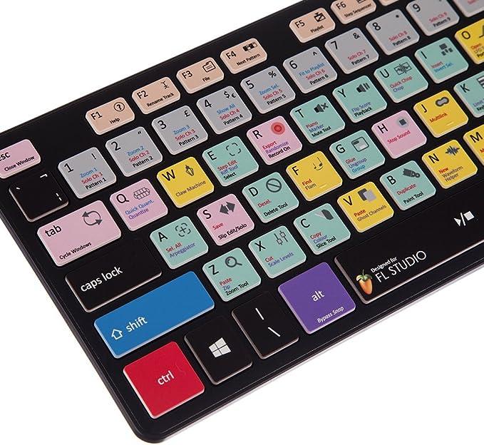 FL Studio teclado – PC Teclado Ultra Delgado