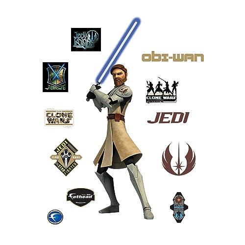 Obi-Wan Kenobi - Clone Wars