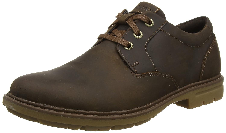 TALLA 43 EU. Rockport Tough Bucks Plain Toe Oxford 2, Zapatos de Cordones Hombre