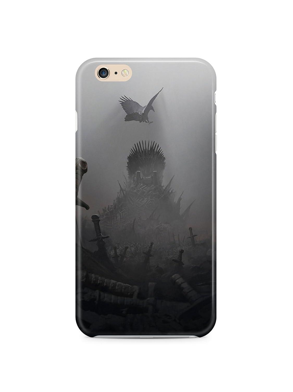 Amazon.com: Game Of Thrones para iPhone 7 (12 cm) Hard Case ...