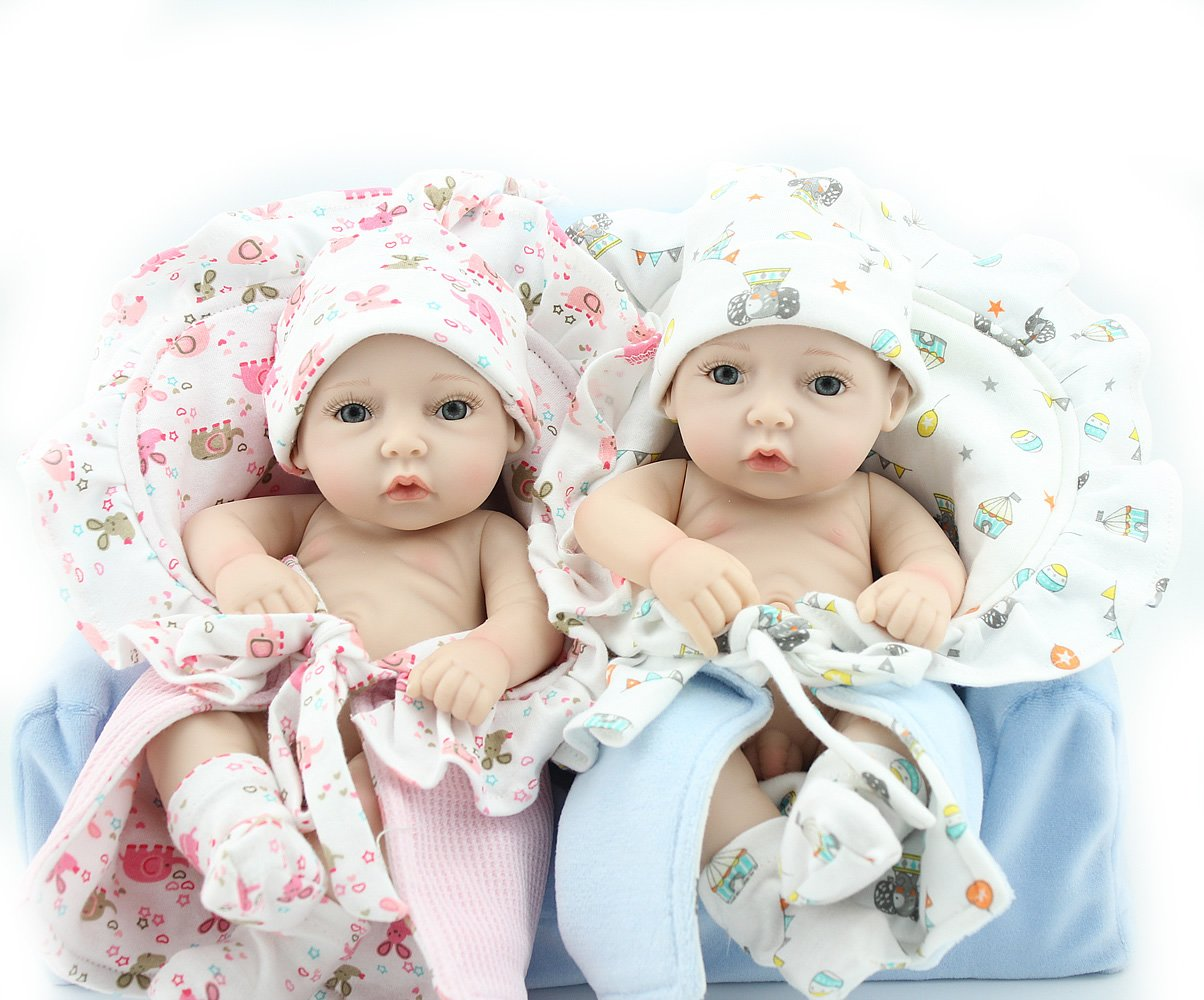 6 People Family Doll Suits Mom/ Dad/ Son Baby/ Kelly