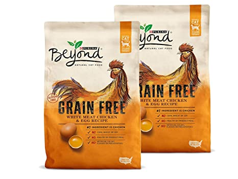 Amazon.com: Purina Beyond - Recipiente natural sin cereales ...