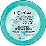 L'Oreal Paris Hair Expertise Extraordinary Clay Pre-Shampoo Treatment Mask