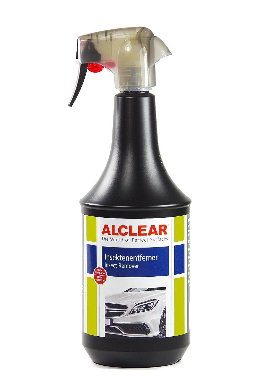 ALCLEAR 721ix Auto Insetti rimozione per Parabrezza, fari, 1.000 ML 1.000ML