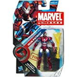 Marvel Universe 3 3/4 Inch Series 2 Action Figure Iron Patriot