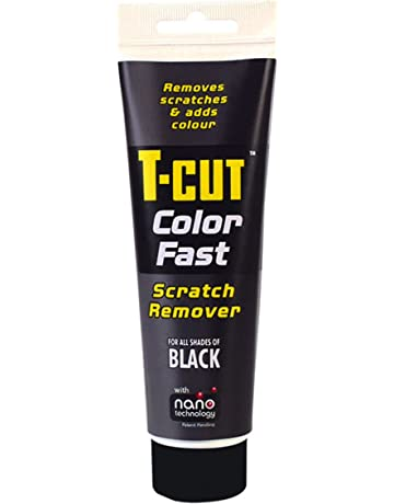 T-Cut Color Rápido para eliminar arañazos (150 g), color negro