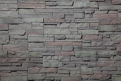 Jura titanium parete decorativo rivestimento pietra piastrelle