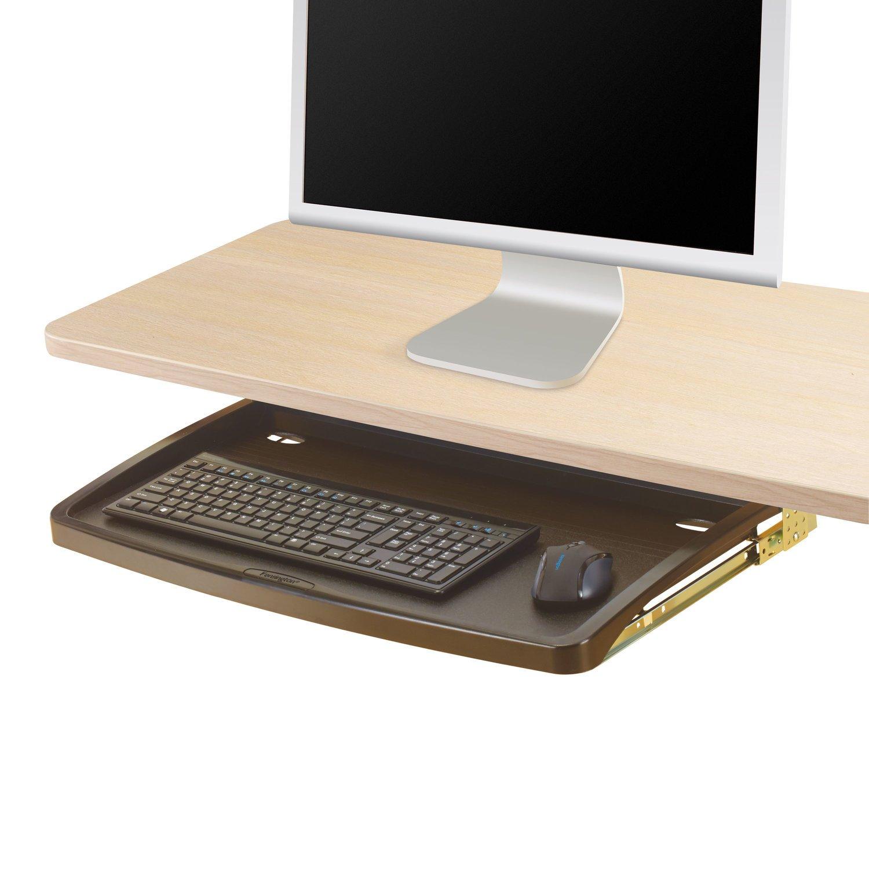 Kensington Under-desk Comfort Keyboard Drawer with SmartFit System (K60004US) by Kensington (Image #5)