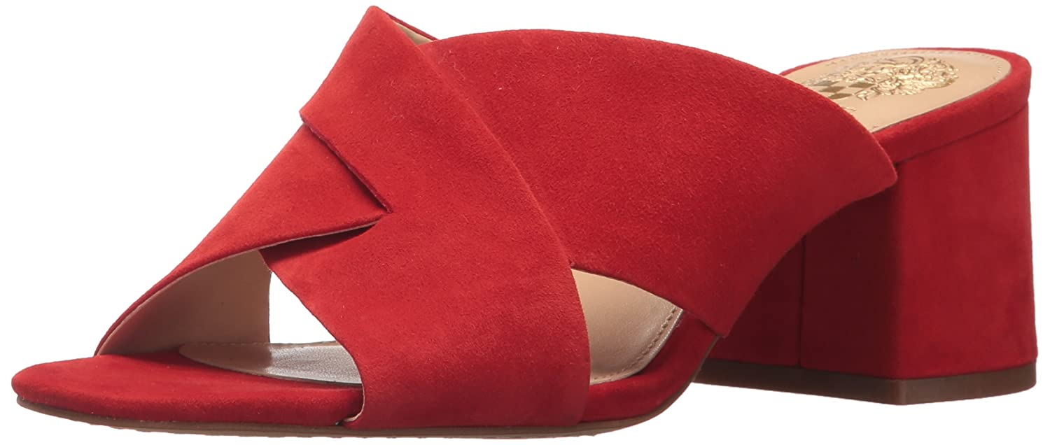 Red hot rio Vince Camuto Women's STANIA Heeled Sandal
