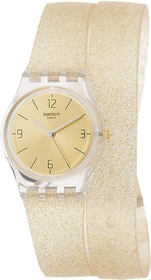 Silicone Digital Avec Swatch En Femme Quartz Bracelet Montre XiTPZkuO