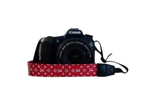 ENDR| Correa para cámara Ajustable (Compatible con Todas Las ...