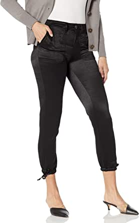 Jessica Simpson Women's Misses Get-Up-and-Go High Rise Utility Jogger