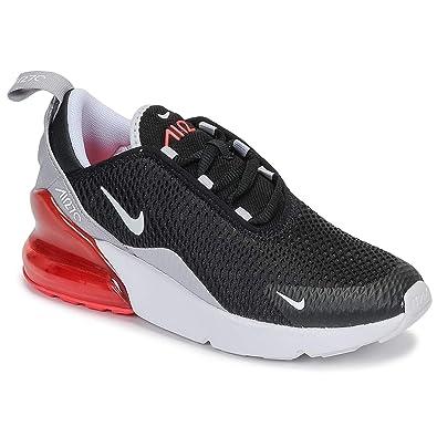 check out 35e52 3ad54 Nike Air Max 270 (PS), Chaussures d Athlétisme garçon, Multicolore (