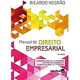 Manual de Direito Empresarial - 10ª Edição de 2020