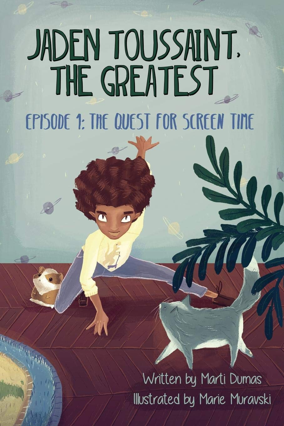 Jaden Toussaint, the Greatest Episode 1: The Quest for Screen Time