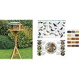 Good Ideas - Comedero para pájaros (madera)