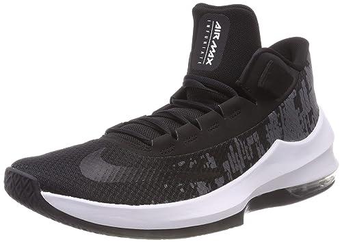 7a3f60819 Nike - Air MAX Infuriate 2 Mid - AA7066001 - El Color  Negros-Grafito