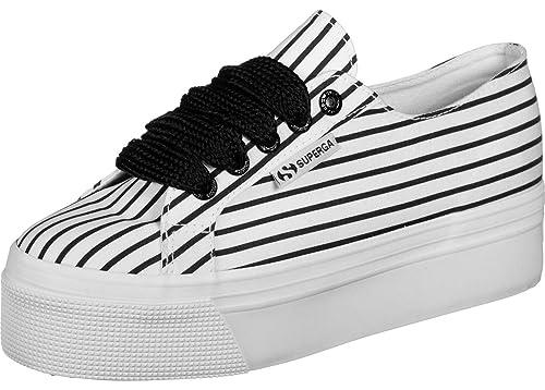 comprare on line e16de bdb23 Superga S00FKS0 Sneakers Donna: Amazon.it: Scarpe e borse