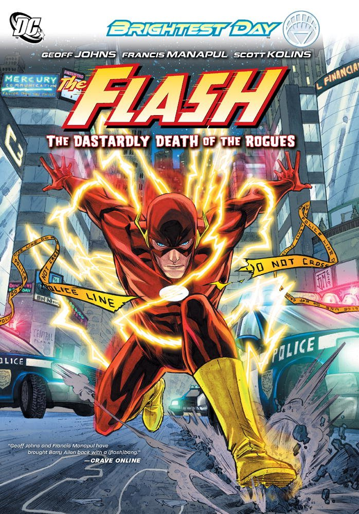 The Flash, Vol. 1: The Dastardly Death of the Rogues PDF