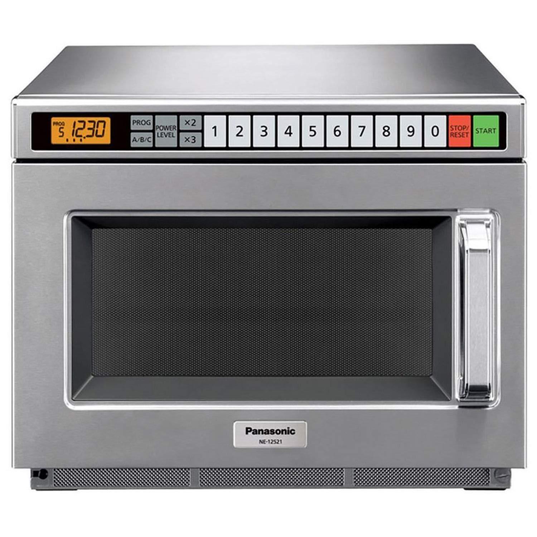 Amazon.com: Comercial Horno de microondas digital Panasonic ...