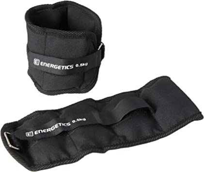 ENERGETICS Gewichtsmanschetten Gewicht Manschette