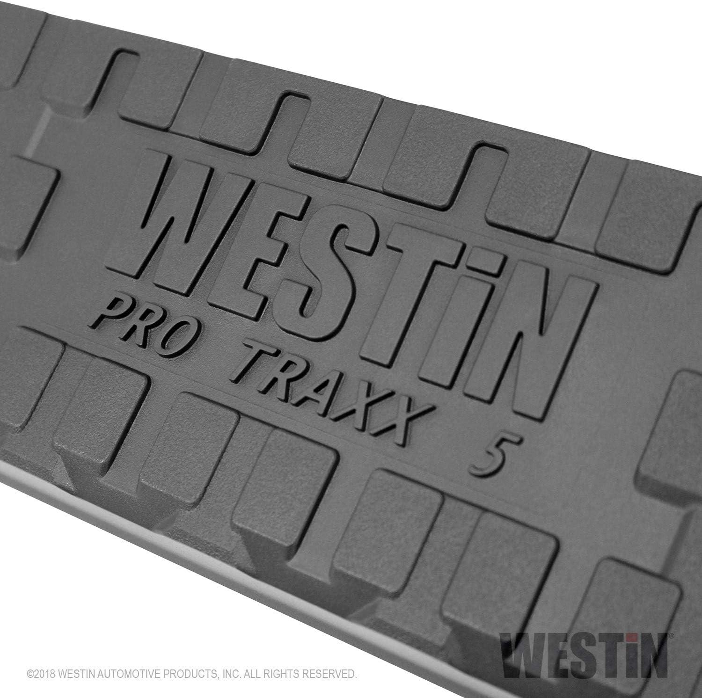 Westin 21-53940 Stainless Pro Traxx 5 Oval Step Bar