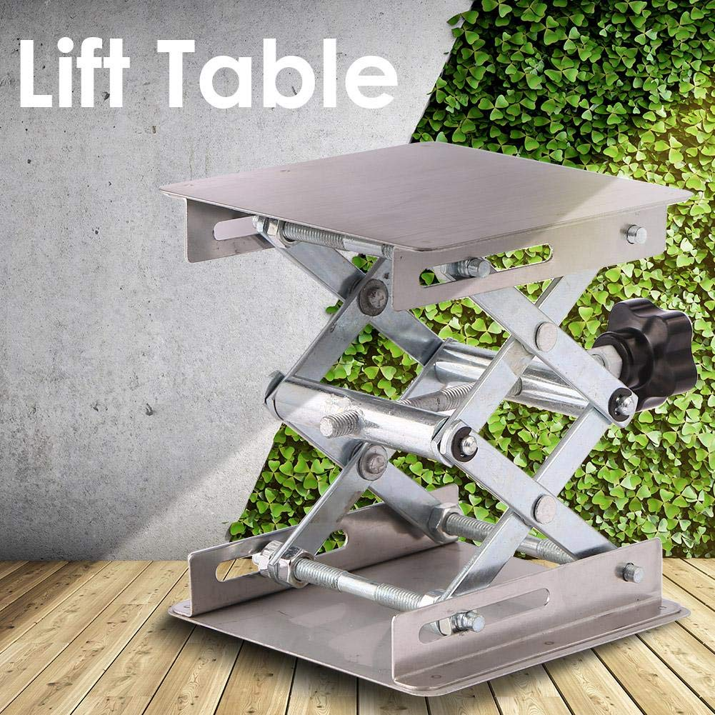 Lifting Stand Rack, Aluminum Router Lift Table Woodworking Engraving Lab Lifting Stand Rack by ttnight (Image #3)