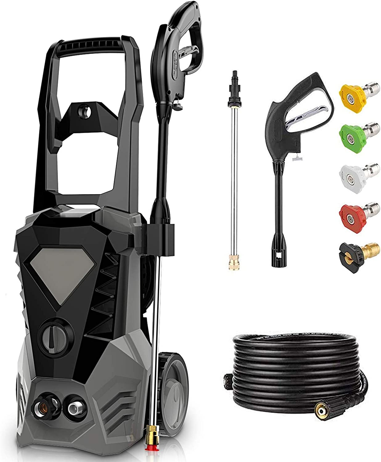 Image result for Electric Pressure Washer Machine