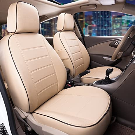 AutoDecorun 7 Seats 25PCS Set Custom Exact Fit Seat Covers For LAND ROVER Discovery 5