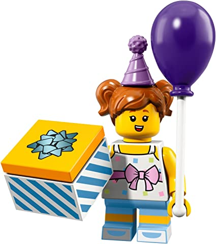 Lego Minifigures /'Party/' Mystery Bag Series 18 71021 NEW ONE FIGURE SUPPLIED