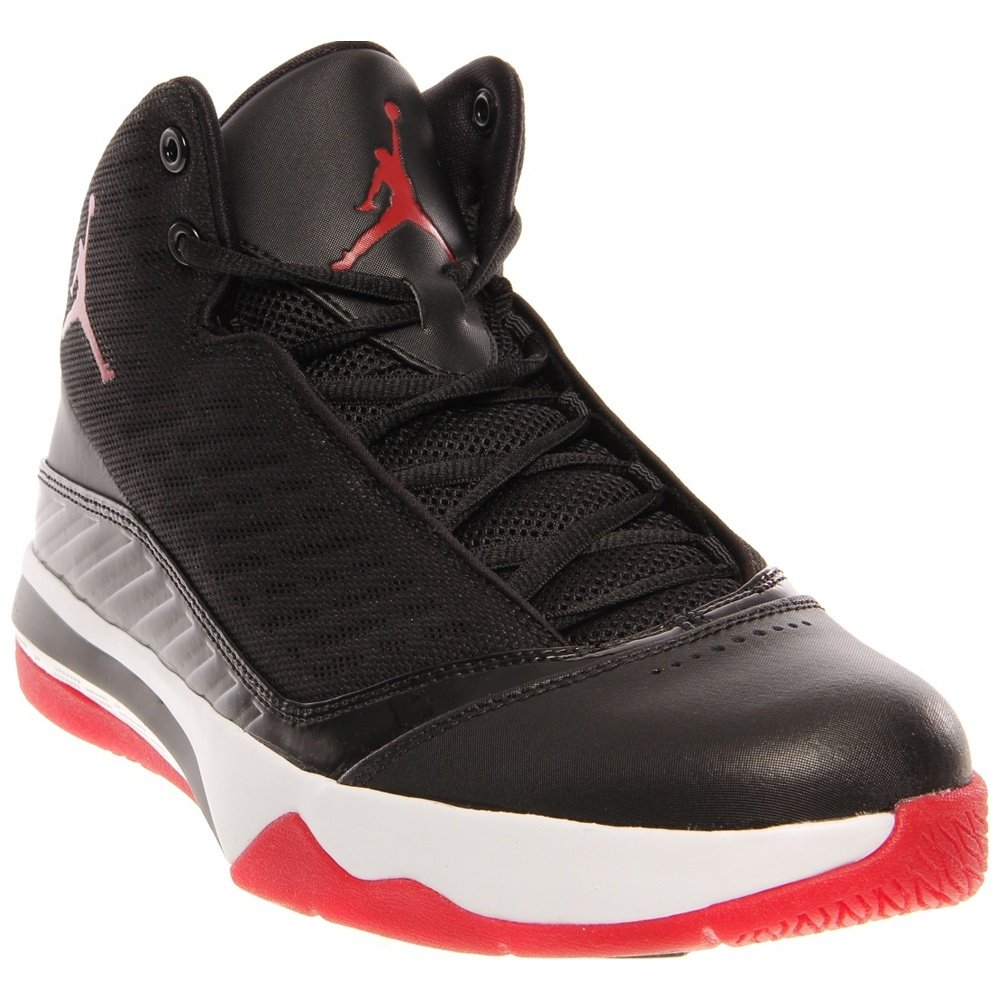 7b5a3ae5351fdd Nike Air Jordan B Mo Mens Basketball Shoes 580590-001 Black 10.5 M US   Amazon.ca  Clothing   Accessories