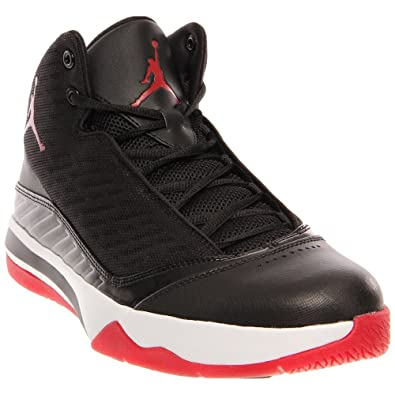 quality design 3ed66 657e1 Jordan Nike Air B Mo Mens Basketball Shoes 580590-001