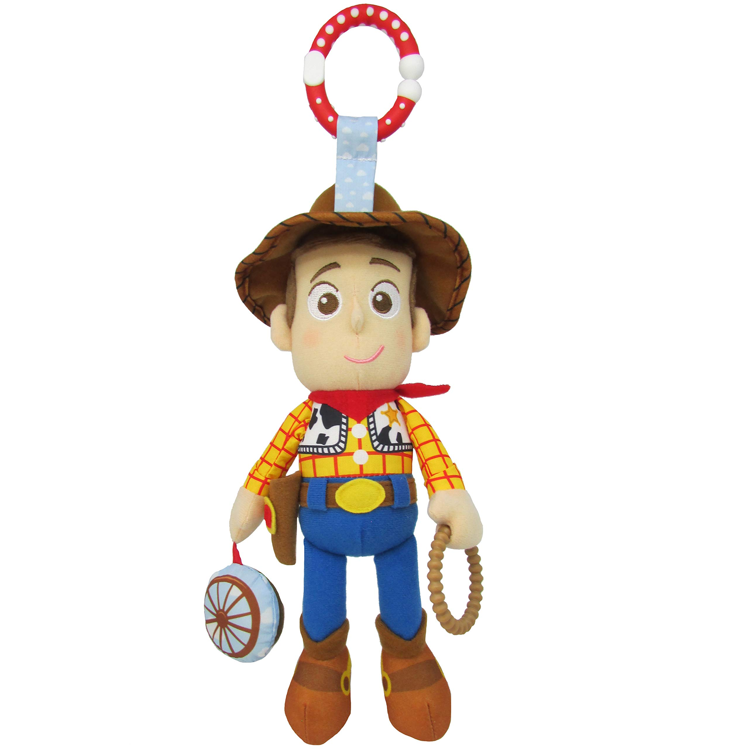 Disney•Pixar Toy Story Woody On The Go Activity Toy