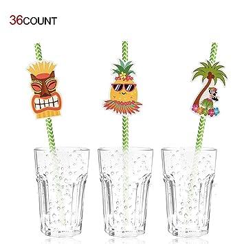 Aufblastiere Aufblasbare Palme mit Kokosnüssen für Hawaii-Hula-Tiki-Party-Dekoration