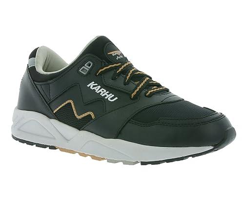 Karhu - Zapatillas para Hombre Negro Negro: Amazon.es: Zapatos y complementos