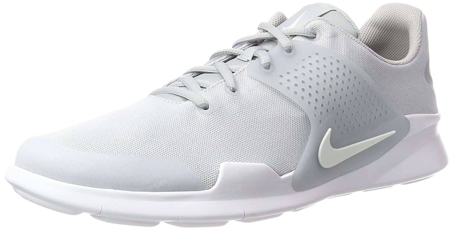 NIKE Men's Arrowz Shoe B0059O8GOO 9 D(M) US|Wolf Grey/White