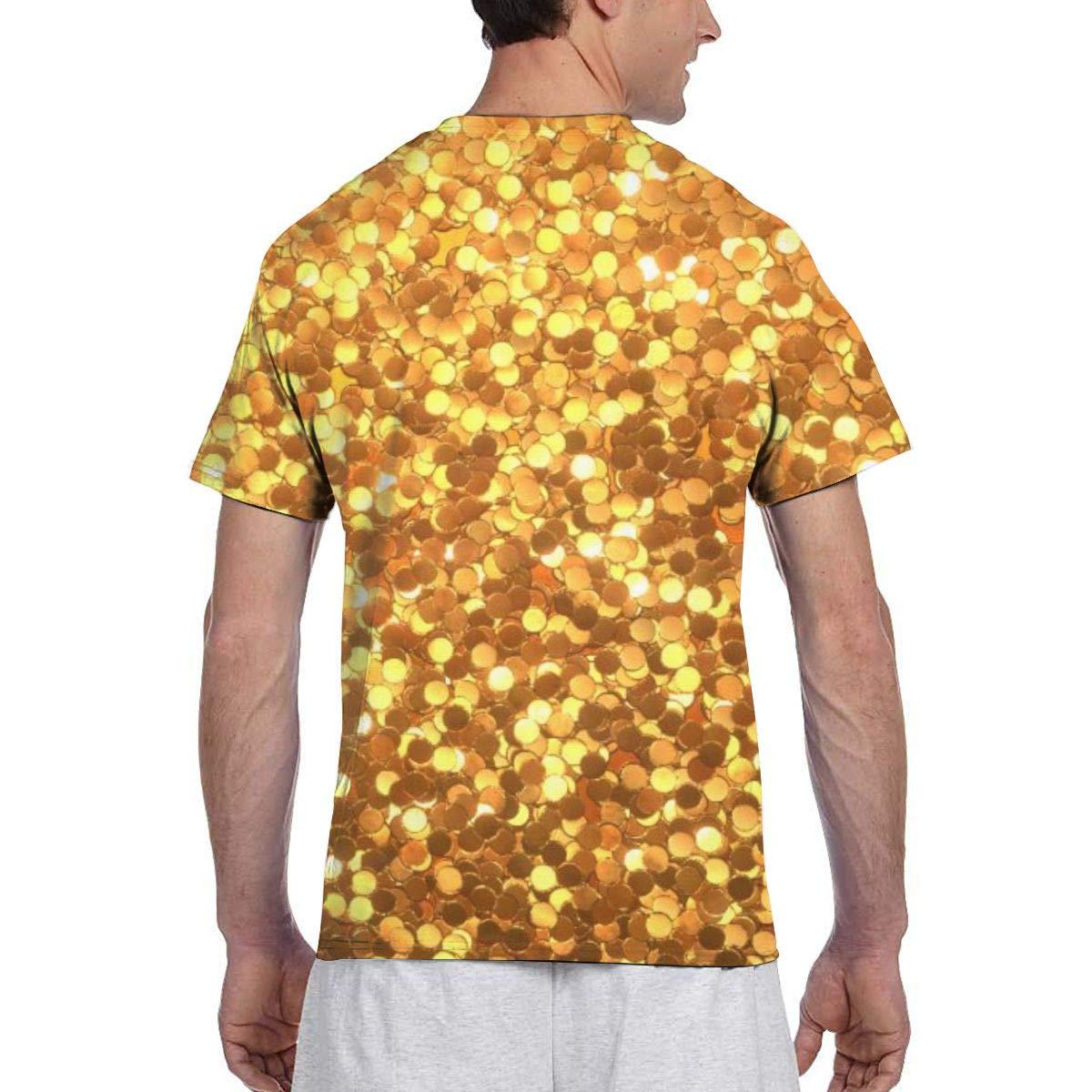 EricJohnston Tanja-waimer-Glitter-1 Camiseta de Manga Corta para ...
