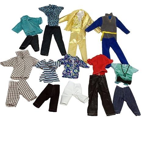 Mano A Fatto 5 Set Lance Casual Costume Home Moda Abbigliamento q4TBpOx