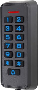 UHPPOTE Sistema de teclado de control de acceso para ...