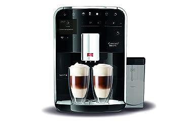 Melitta F850 - 102 Caffeo Barista TS Smart Cafetera Eléctrica, 1.8 L, 1450 W, 15 bar, Negro: Amazon.es: Hogar