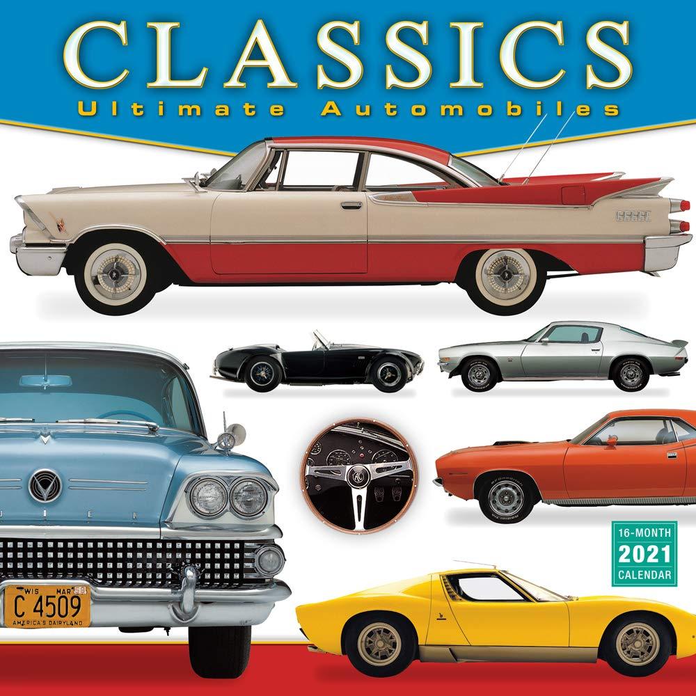 2021 Classics: Ultimate Automobiles 16-Month...