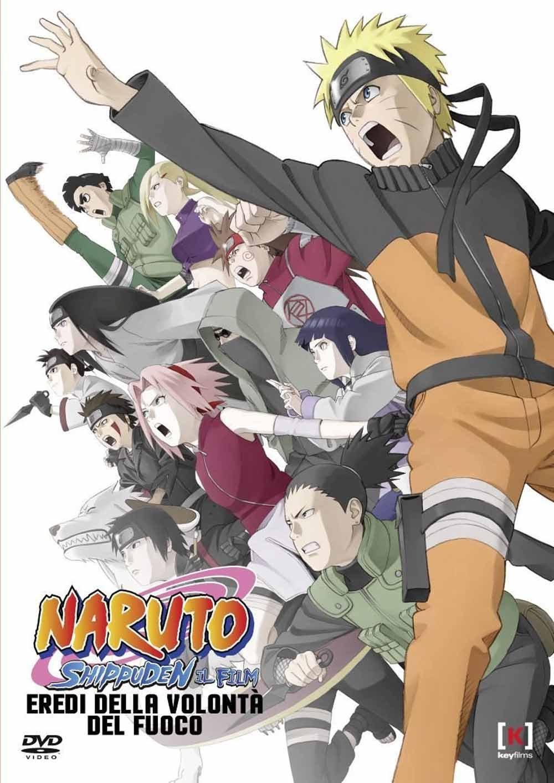 Amazon.com: Naruto Shippuden - Il Film - Eredi Della Volonta ...