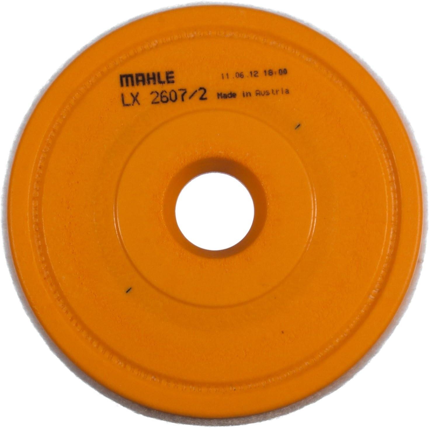 Mahle Knecht Filter LX2607//2 Luftfilter