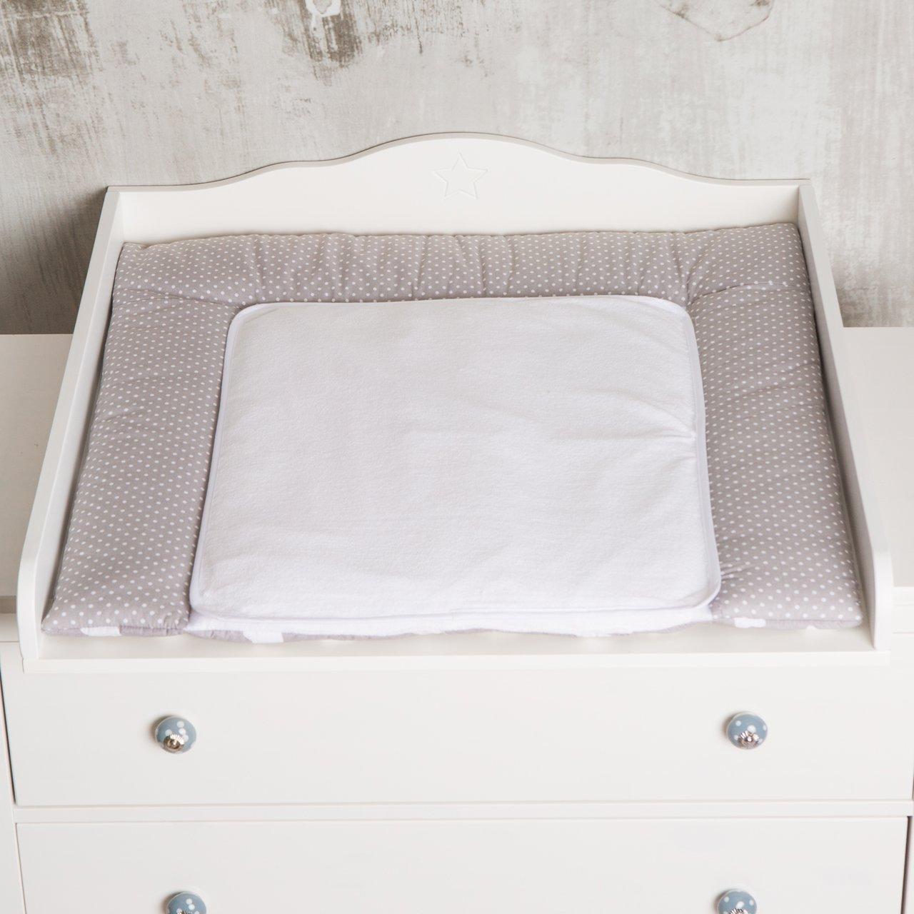 Wickelaufsatz für IKEA Hemnes, Hurdal Kommode in weiß: Amazon.de: Baby