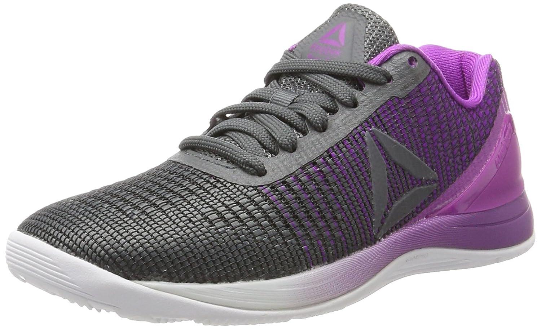 Reebok R Crossfit Nano 7.0, Zapatillas de Running Unisex 38.5 EU W|Morado (Alloy/Vicious Violet/White)