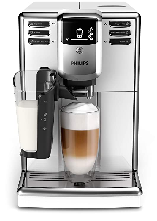 Philips 5000 - Cafetera automática (reacondicionada) LatteGo ...
