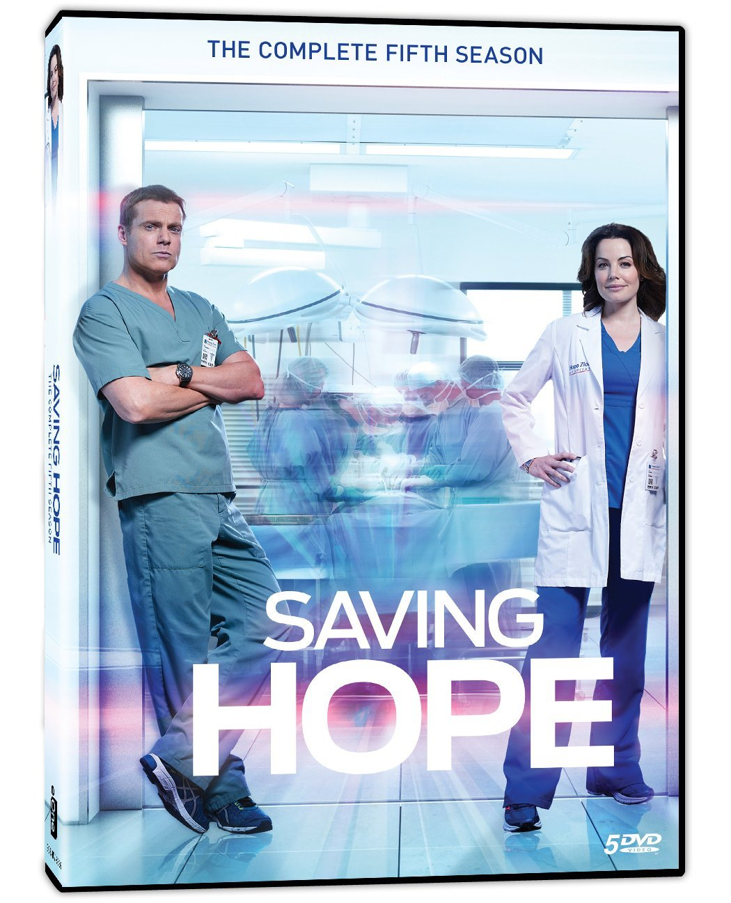 Saving Hope: Season 5