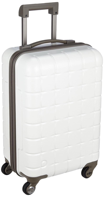 [プロテカ] Proteca スーツケース 日本製 360s(スリーシックスティエス)3年保証 サイレントキャスター 49cm 32L 機内持込みサイズ B06WGR4VCB ウォームグレー ウォームグレー