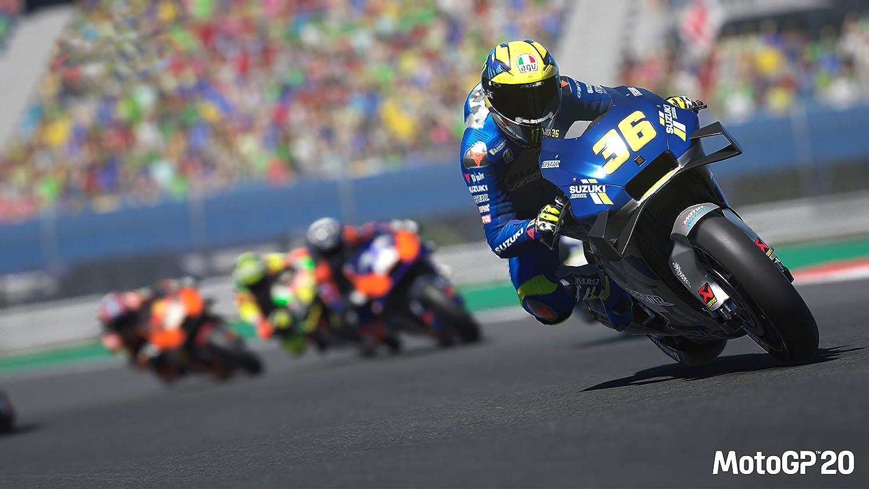 MotoGP20 Vip Edition (Exclusive to Amazon) - PlayStation 4 [Importación inglesa]: Amazon.es: Videojuegos